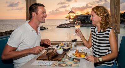 Blues Bar And Restaurant Curacao Menu